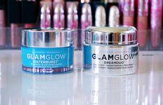 Reklame: Jeg modtog 3 lækre produkter fra Glamglow og dem har jeg selvfølgelig brugt alt min tid på at teste! Jeg har anmeldt de 2 af dem - den nye Waterburst Hydrated Glow Moisturizer og deres Dreamduo Overnight Transforming treatment! Læs alt om dem her 💙 http://beautybymadsen.dk/2018/05/nyt-fra-glamglow/
