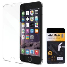 Premium Tempered Glass Screen Protector for iPhone 6 & 6S (4.7 inch)