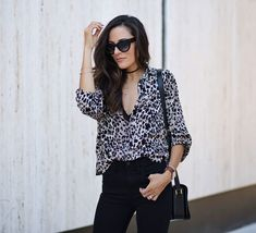 6dd59866a2c 10 Best Leopard Shirt images in 2018 | Leopard print shirts, Leopard ...