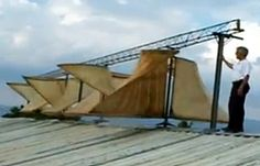 Achmed Khammas - Das Buch der Synergie - Teil C - BESONDERE WINDENERGIESYSTEME Solar House, Heavy Machinery, Electrical Engineering, Wind Turbine, Technology, Bikinis, Solar Power, Wind Power, Bikini