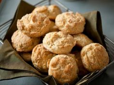 Alton Brown's Southern Biscuits