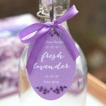 Lavender promotes relaxation and can help cure insomnia, so I've created a lavender pillow spray to help you sniff your way to a better night's sleep. Lavender Pillow Spray, Lavender Crafts, Lavender Ideas, Linen Spray, Colorful Party, Organizer, Diy Beauty, Gift Tags, Party Favors
