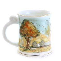 $18.00 Handmade Gift Mug http://catalog.obitel-minsk.com/km-107-1-1-1-gift-mug.html#!prettyPhoto #teapot #pottery #ceramic #handmade #purchase #order #customize #flowers #deliver #worldwide #shipping #cup #plate #sugar bowl #unique #glaze #mugs #unique #tea set #handpainted #purchase #buy #gift #souvenir #present #christmas #crafts #tea #overglaze #quality