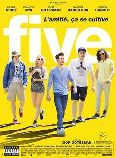 Five, le retour du film de pote avec Pierre Niney