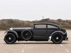 "1930 Bentley ""Blue Train"" Recreation"