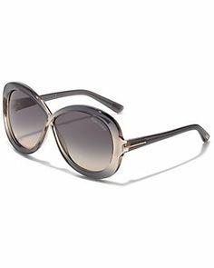 Tom Ford Women's FT0226 Sunglasses