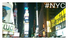 TIME SQUARE #NYC