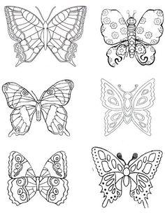 Hier kommt die Aufgabe des Monats April: Wir locken den Frühling herbei und gestalten die Fenster mit lustigen Schmetterlingen. Die Anleitung findest Du hier:
