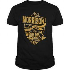 Nice MORRISON - Happiness Is Being a MORRISON Hoodie Sweatshirt