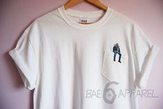 Drake Views from the Pocket T-Shirt Summer Sixteen by Bae6Apparel