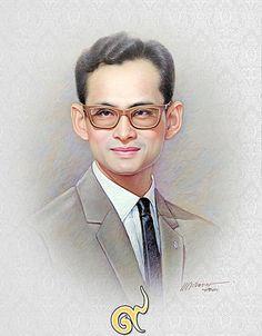 Bhumibol Adulyadej, Haiku, Behance, King