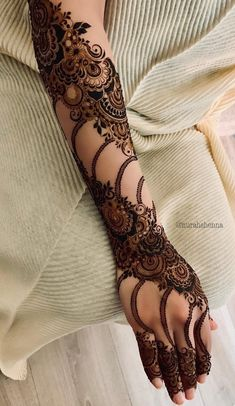 Most Original Henna Tattoo Designs for the Year 2019 - Page 39 of 42 - Tattoo Go!