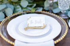 Rust Wedding Table D