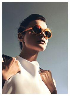 jessica-stam for Harper's Bazaar Turkey