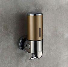 Bathroom Shampoo Box Wall Mounted Liquid Soap Dispenser
