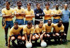 F.I.F.A. World Cup Champion 1970 (Brasil)