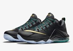 1a3f008e930 The Nike Lebron 12 Low SVSM is available now. http   ift.