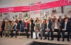 Coloca Jefe de Gobierno primera piedra del Conjunto Habitacional Nextengo 73…
