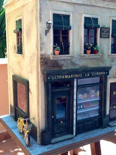 Miniatures. by Carmen Labao