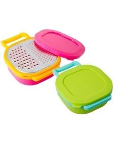Kitchen Grater with box (pink) Danish Interior Design, Colored Rice, Grater, Happy Colors, Kids Room, Home And Garden, Ebay, Kitchens, Daddy