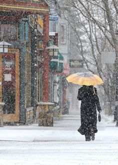 ❦ graceandcompany: ♥LIKE : I love snow.