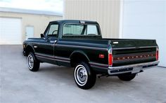 1972 CHEVROLET K10 4X4 PICKUP - Barrett-Jackson Auction Company - World's Greatest Collector Car Auctions