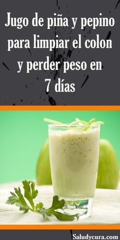 World View Nutrition - Detox Recetas Mexican Food Recipes, Diet Recipes, Healthy Recipes, Healthy Juices, Healthy Drinks, Sopa Detox, Colon Cleanse Detox, Atkins Diet, Loose Weight