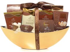 Godiva Chocolatier Gold Gift Basket Sweepstakes {US} (01/29) via... sweepstakes IFTTT reddit giveaways freebies contests