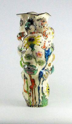 Jenny Orchard  #ceramics #pottery