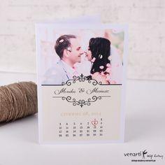 Zaproszenie ślubne z Twoim zdjęciem