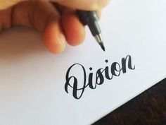 Lettering & Calligraphy Inspiration | #1124