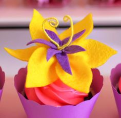 Rapunzel/ Tangled/ Princess Birthday Party Ideas | Photo 20 of 42 | Catch My Party