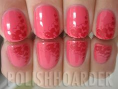 Subtle stamping is best