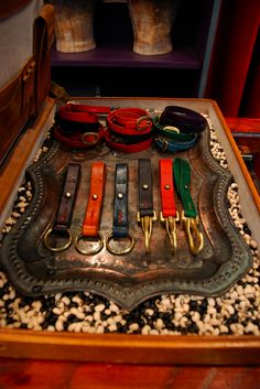 Leather Accessories - Brooklyn Circus