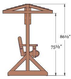 The finest best built Bench Swing Sets on the market. These lovely garden bench swings are truly built to last decades in any weather. A Frame Swing Set, Porch Swing Frame, Porch Swing With Stand, Bench Swing, Canopy Frame, Swing Sets, Outdoor Wooden Swing, Wood Swing, Backyard Swings
