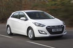 Hyundai i30 - http://www.autocar.co.uk/CarReviews/RoadTestsHistory/Hyundai-i30-1.6-CRDi-Blue-Drive-Active/261836/