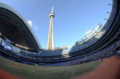 The Jays Toronto Blue Jays, Cn Tower, Travel, Image, Viajes, Traveling, Tourism, Outdoor Travel