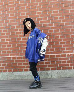 Lee Harang 6 years old kid