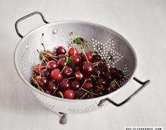 Sour Cherry Vanilla Jam – How do you hide your most precious jam jars? » delicious:days