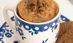Speculaas Mug Cake