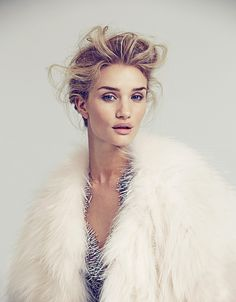 visual optimism; fashion editorials, shows, campaigns & more!: rosie huntington-whiteley by james macari for vogue mexico november 2014