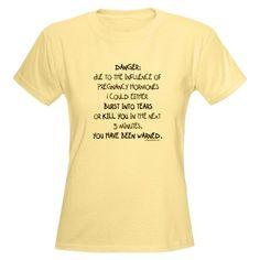 Maternity shirts LOL
