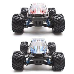 1:18 elektrische RC Auto Spielzeug Allradantrieb 2WD 2,4G Mit Hoher Geschwindigkeit Weg Von Road Car Modell Spielzeug Fernbedienung Auto bis 40KMH pro stunde