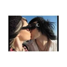 Sammi Doll&Jinxx ❤ liked on Polyvore featuring black veil brides, sammi doll and jinxx and sammi