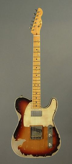 LSL Bad Bone Relic Telecaster