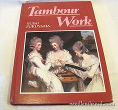 Tambour Work by Yusai Fukuyama