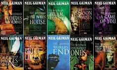 The Sandman, Neil Gaiman | 17 Groundbreaking Sci-Fi And Fantasy Books Everyone Should Read
