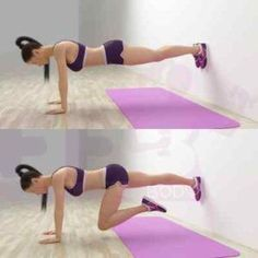 You want to have the body of your dreams, but you don't have the time to go to the gym every day. Well, don't worry, here is an easy workout for you that will help you tone and strengthen your body. All you need is a wall to start melting all that extra fat. The …