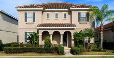 Elegant Reunion Estate, Reunion Resort, Orlando, Florida Vacation Rental http://www.estatevacationrentals.com/property/elegant-reunion-estate