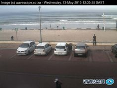 This webcam is located on Muizenberg Beach, and is hosted by Gary's Surf School. A premium live streaming service will soon be available for this cam.